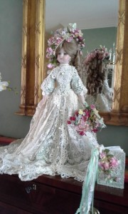 French Doll by Jumeau
